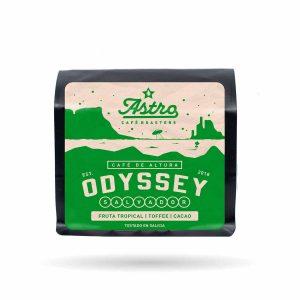 Odyssey Astro Cafe