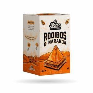 Rooibos y Naranja Astro Cafe