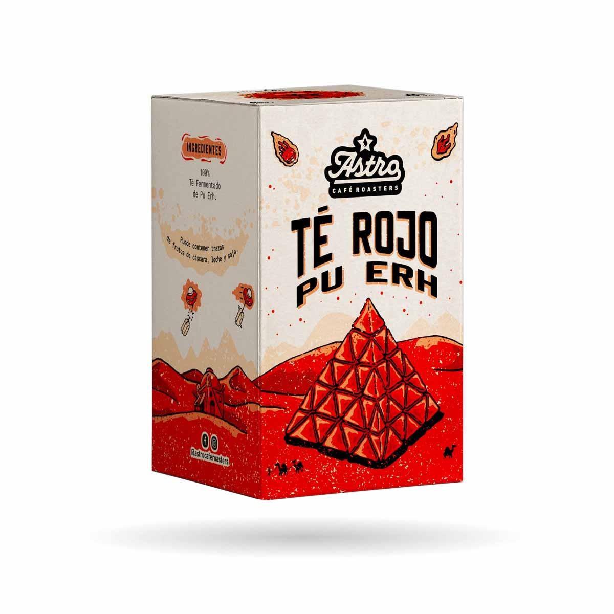 Te Rojo Astro Cafe